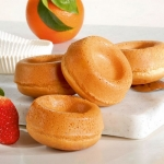 Baba savarin 66 mm - 00011922 - Delice & Creation - Distributeur dedie aux artisans boulangers patissiers