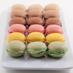 Assortiment de mini-macarons 13g - 00010457 - Delice & Creation - Distributeur dedie aux artisans boulangers patissiers
