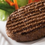 Steak hache cuit 90g - 00004447 - Delice & Creation - Distributeur dedie aux artisans boulangers patissiers