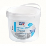 Fromage blanc nature 2,8% MG - 00003080 - Delice & Creation - Distributeur dedie aux artisans boulangers patissiers