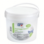 Fromage blanc nature 7,8% MG - 00003014 - Delice & Creation - Distributeur dedie aux artisans boulangers patissiers