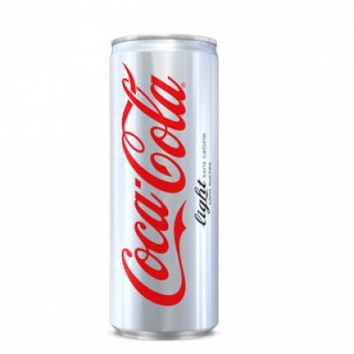 Coca Cola Light 33cl - 00018004 - Delice & Creation - Distributeur dedie aux artisans boulangers patissiers