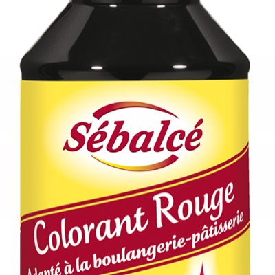 Colorant rouge - 00001053 - Delice & Creation - Distributeur dedie aux artisans boulangers patissiers