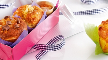 Morning Muffins - 400116 - Delice & Creation - Distributeur dedie aux artisans boulangers patissiers